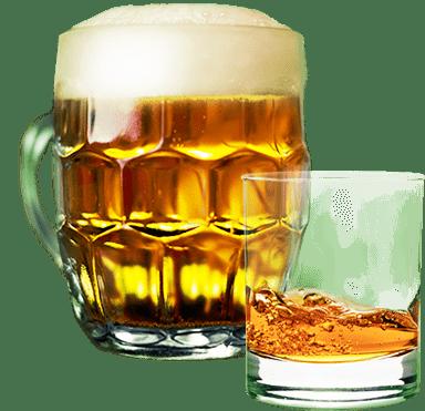 alkohole napoje